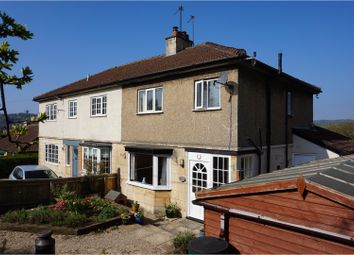 Thumbnail 3 bed semi-detached house for sale in The Bassetts, Box
