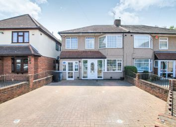 Thumbnail 5 bedroom semi-detached house for sale in Gordon Avenue, Hornchurch