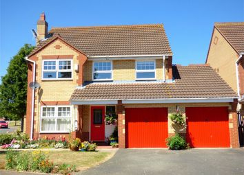 Thumbnail 4 bed detached house for sale in Glencoe Way, Orton Southgate, Peterborough, Cambridgeshire