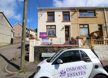 Thumbnail 3 bed end terrace house for sale in Evans Terrace, Blaenclydach, Tonypandy