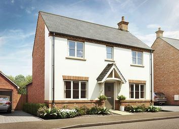 Thumbnail 3 bed detached house for sale in The Carlton, Harcourt Gardens, Wistow Road, Kibworth