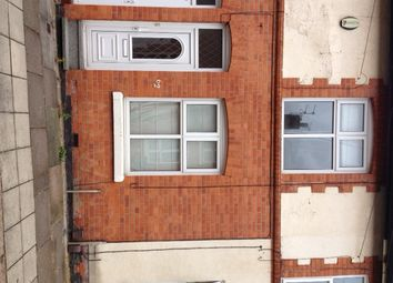 Thumbnail 2 bedroom terraced house for sale in Muriel Road, Leicester