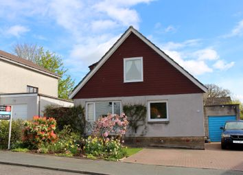 Thumbnail 4 bedroom detached house for sale in Upper Kinneddar, Saline, Dunfermline