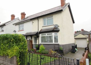 Thumbnail 2 bedroom semi-detached house for sale in Highmead Road, Ely, Cardiff