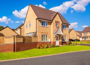 "Thumbnail 3 bed detached house for sale in ""Morpeth"" at Coppice Green Lane, Shifnal"