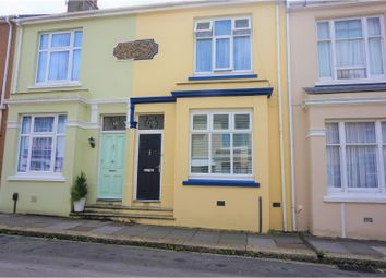 Thumbnail 2 bedroom terraced house for sale in Lydford Park Road, Plymouth