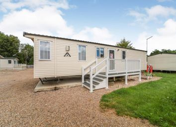 Thumbnail 2 bed mobile/park home for sale in Pettaugh Lane, Stonham Aspall