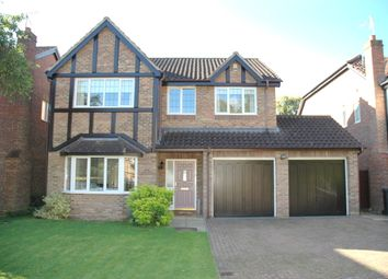 Thumbnail 4 bed detached house for sale in Hartland Close, Winchmore Hill
