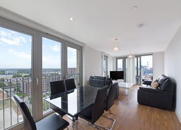 Waterside Heights, Booth Road, London E16. 2 bed flat