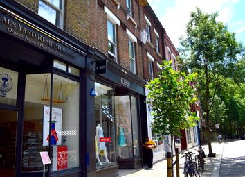 Thumbnail 3 bed triplex to rent in Upper Street, Islington