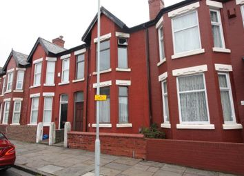Thumbnail 3 bed terraced house for sale in Blucher Street, Waterloo, Liverpool