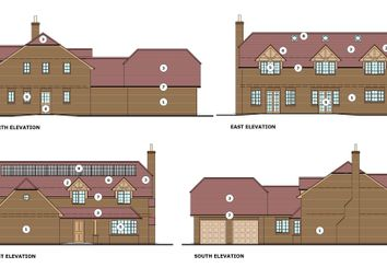Thumbnail 4 bedroom land for sale in Fingringhoe Road, Rowhedge, Colchester