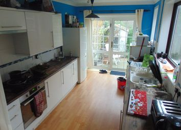 Thumbnail 4 bed terraced house to rent in Highfield Lane, Southampton