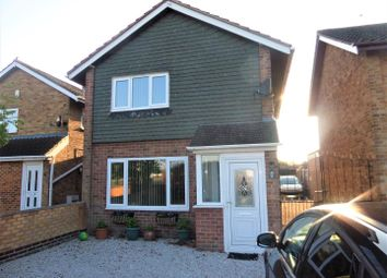 Thumbnail 3 bed detached house to rent in Wellfield Road, Alrewas, Burton-On-Trent