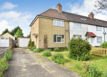 Thumbnail 3 bed end terrace house for sale in Glebe Road, Letchworth Garden City, Hertfordshire