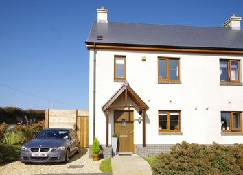 3 bed semi-detached house for sale in Coppins Park, Pentlepoir, Saundersfoot SA69