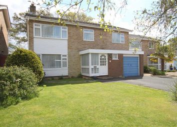 Thumbnail 5 bed detached house for sale in Hazel Close, Highcliffe, Christchurch, Dorset