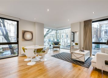 Thumbnail 2 bed flat for sale in Flat 8, Elgin Avenue, Maida Vale