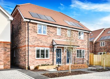 Thumbnail 3 bed semi-detached house for sale in Hobb Lane, Hedge End, Southampton, Hampshire