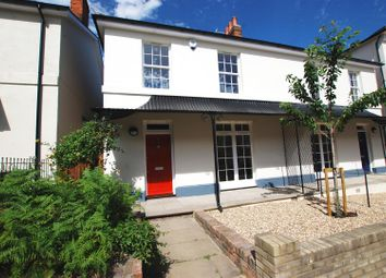 Thumbnail 4 bed terraced house to rent in London Road, St.Albans