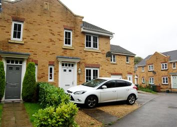 Thumbnail 3 bed semi-detached house for sale in Coed Celynen Drive, Abercarn, Newport