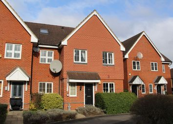 Thumbnail 3 bed terraced house for sale in Willowbay Close, Barnet, Hertfordshire