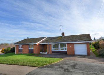 Thumbnail 3 bed detached bungalow for sale in St. Albans Close, Oakham