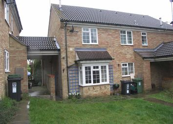 Thumbnail 2 bed terraced house to rent in The Shrubbery, Hemel Hempstead