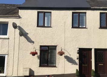 Thumbnail 3 bed terraced house for sale in Mill Cottages, Stoke Canon, Exeter, Devon