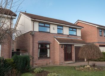 Thumbnail 4 bed detached house for sale in Hunters Chase, Throapham, Sheffield