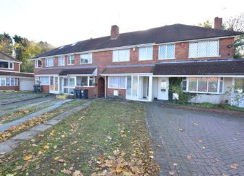 Thumbnail 3 bed terraced house to rent in Curbar Road, Great Barr, Birmingham