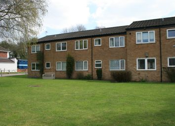 Thumbnail 2 bedroom flat to rent in Ladypool Close, Rushall, Walsall