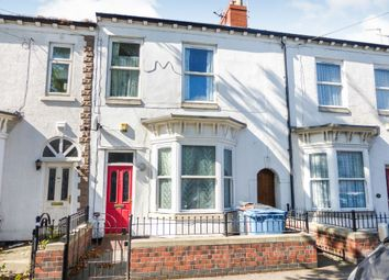 Thumbnail 4 bed terraced house for sale in St. Georges Road, Hull