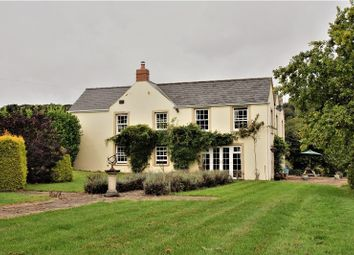 Thumbnail 4 bed country house for sale in Purlieu, Lydney