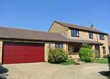 Thumbnail 4 bed detached house for sale in Donington Road, Horbling, Lincolnshire