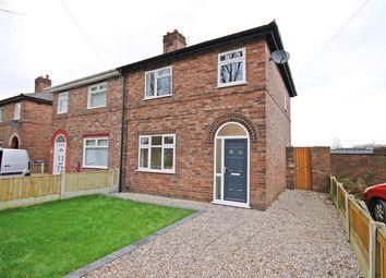 Thumbnail 3 bed semi-detached house for sale in Bridgewater Avenue, Latchford, Warrington