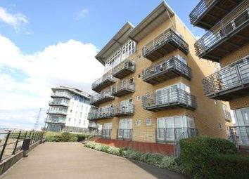Thumbnail 2 bed flat for sale in Carmichael Avenue, Ingress Park, Greenhithe, Kent