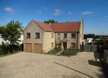 Thumbnail 5 bedroom detached house for sale in Papermill Lane, Evedon, Sleaford