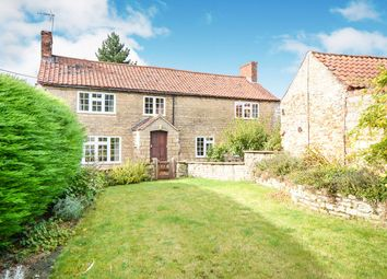 Thumbnail 4 bed detached house for sale in Charity Street, Carlton Scroop, Grantham, Lincolnshire