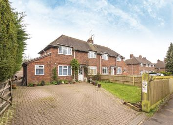 3 bed semi-detached house for sale in Wanbourne Lane, Nettlebed, Henley-On-Thames RG9
