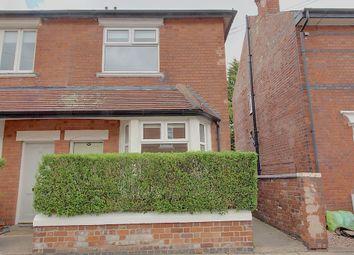 Thumbnail 3 bed semi-detached house for sale in Birley Street, Stapleford, Nottingham