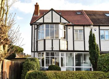 Thumbnail 4 bed semi-detached house for sale in Finchley N3,