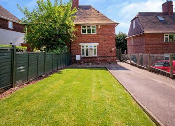 Thumbnail 3 bed semi-detached house for sale in Greenwood Road, Bakersfield, Nottingham
