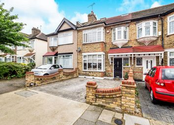 Thumbnail 4 bed terraced house for sale in Glenwood Drive, Gidea Park, Romford