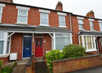 Thumbnail 2 bed terraced house to rent in Queens Road, Wollaston