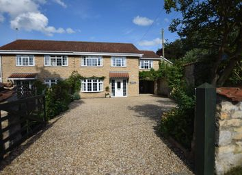 Thumbnail 4 bed semi-detached house for sale in Chapel Lane, Heighington, Lincoln