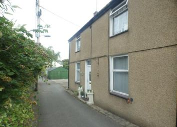 Thumbnail 3 bed end terrace house for sale in Edward Street, Pwllheli, Gwynedd