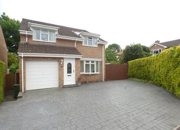 Thumbnail 4 bedroom detached house for sale in Bramblewood Road, Worle, Weston-Super-Mare