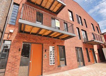 Thumbnail 1 bed flat to rent in Cotton Exchange, Stoke Newington, London