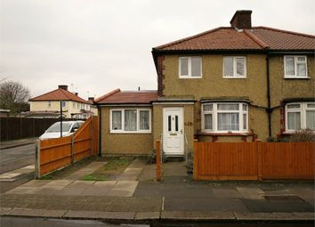 Thumbnail 4 bed semi-detached house for sale in Brecon Road, Enfield, Greater London
